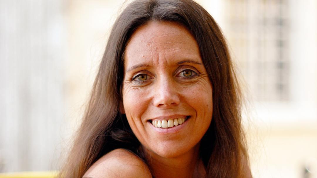 Portrait photo de Frédérique Deghelt