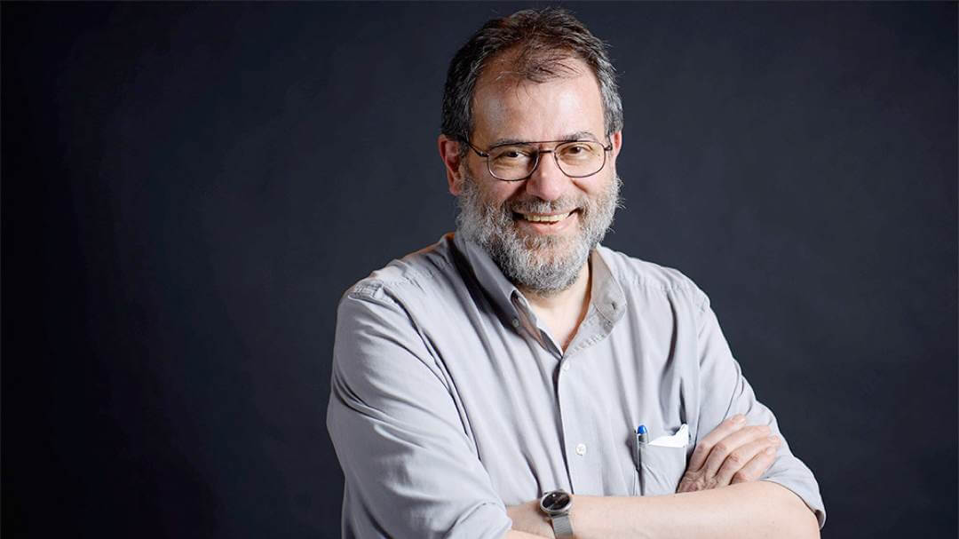 Portrait photo de Martin Winckler