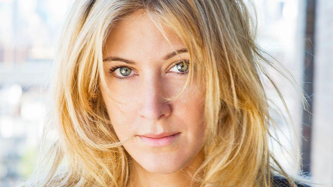 Portrait photo d'Amanda Sthers