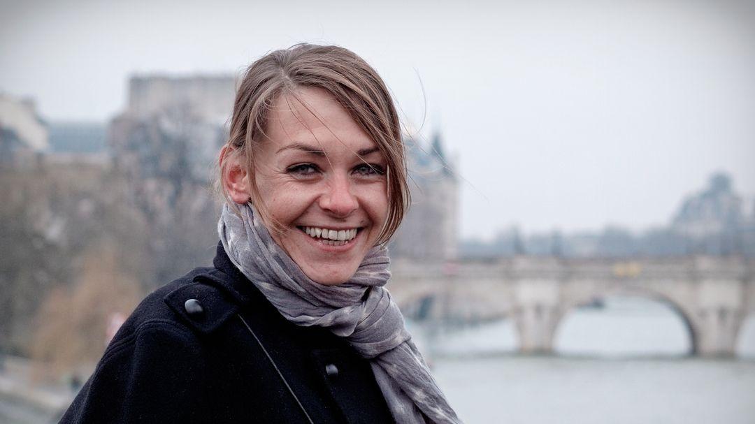 Portrait photo d'Agnès Martin Lugand