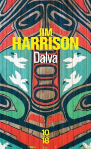 Dalva - Jim Harrison (couverture)