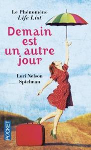 Couverture du roman Demain est un autre jour par Lori Nelson Spielman