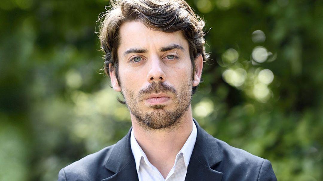 Portrait photo d'Adrien Bosc
