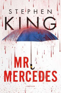 Couverture du roman Mr Mercedes par Stephen King
