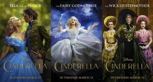 Cendrillon personnages