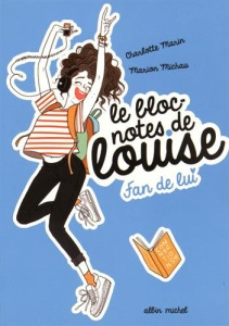 bloc notes de Louise