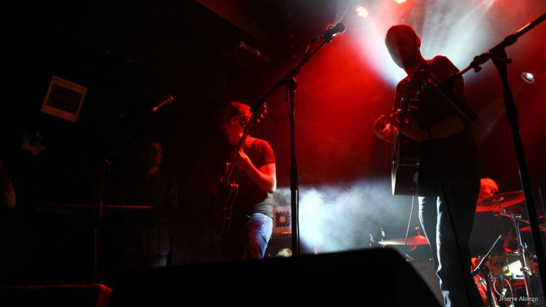 Photo du groupe White Note en concert