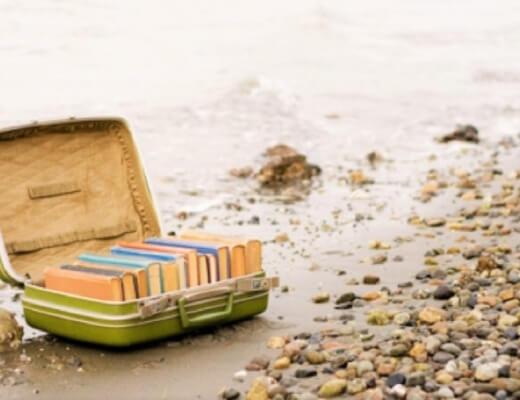 livres valise